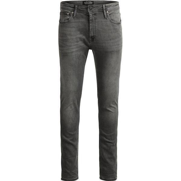 Jack & Jones Liam Original AM 010 Skinny Fit Jeans Grey/Grey Denim
