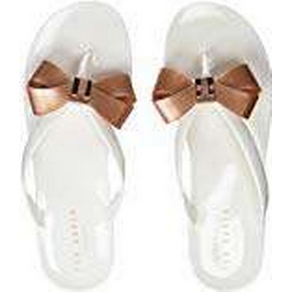 Ted Baker Womens Suzie Open Toe Sandal, EU) White, 6 UK (39 EU) Sandal, 837bf6