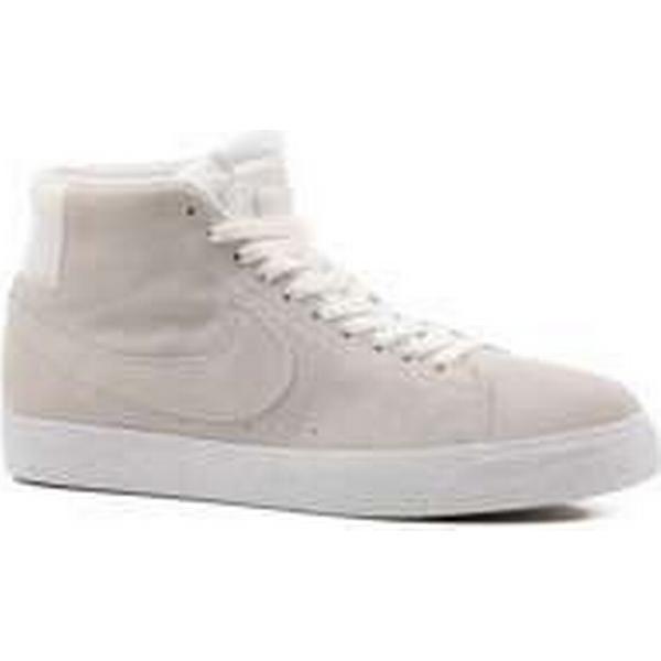 low priced c2fdd 29056 ... australia nike skate sb zoom blazer mid deconstructed skate nike shoes  summit white summit white white