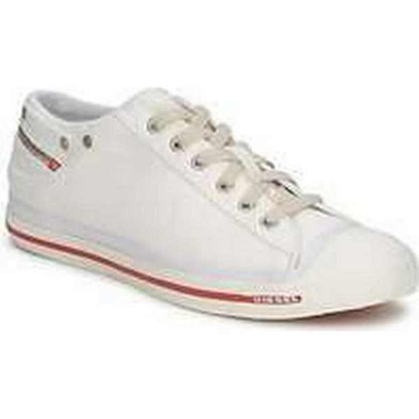 Spartoo.co.uk Diesel EXPOSURE LOW men's Shoes (Trainers) in in (Trainers) White 4f63c3