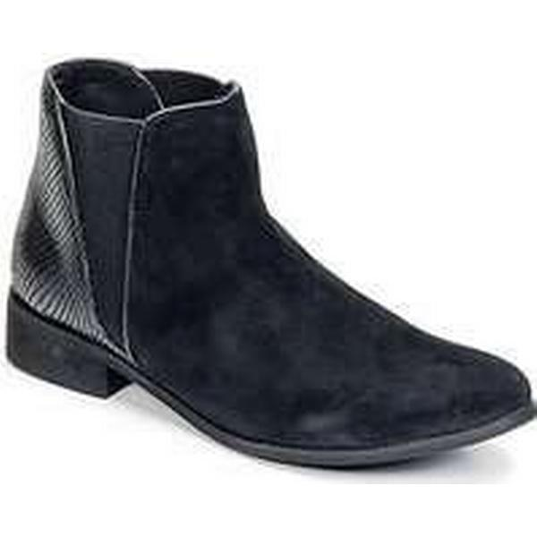 Spartoo.co.uk Balsamik BASTIAL women's Mid Boots Boots Mid in Black c2af74