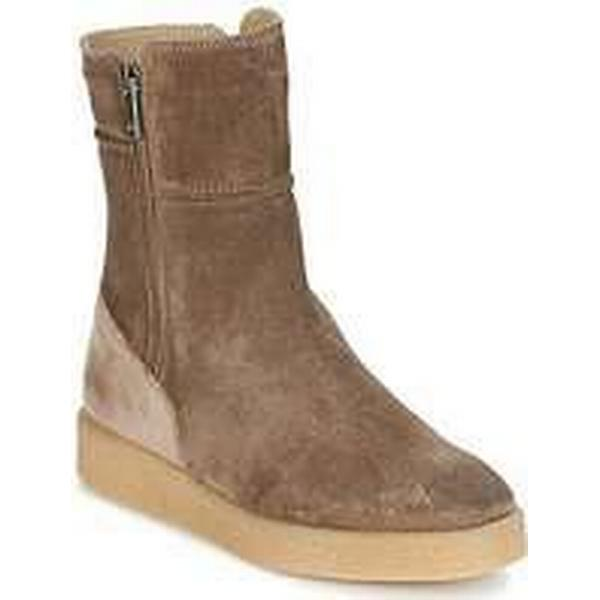 Spartoo.co.uk Marc O'Polo SIENA women's Mid Boots Boots Mid in Brown e1dd3b