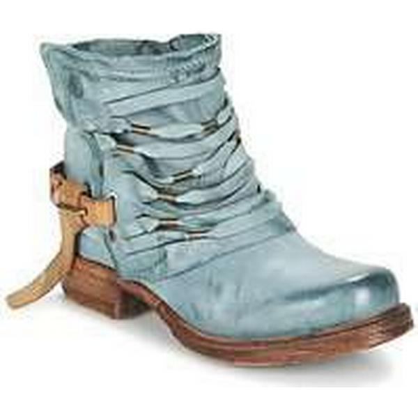 spartoo.co.uk airstep / / / a.s.98 saint - femmes & #  27; s la mi - bottes en bleu 6c225e