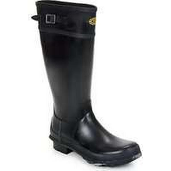 Spartoo.co.uk Superga 745 RBRU WELLIES women's Wellington Boots in in Boots Black f13218
