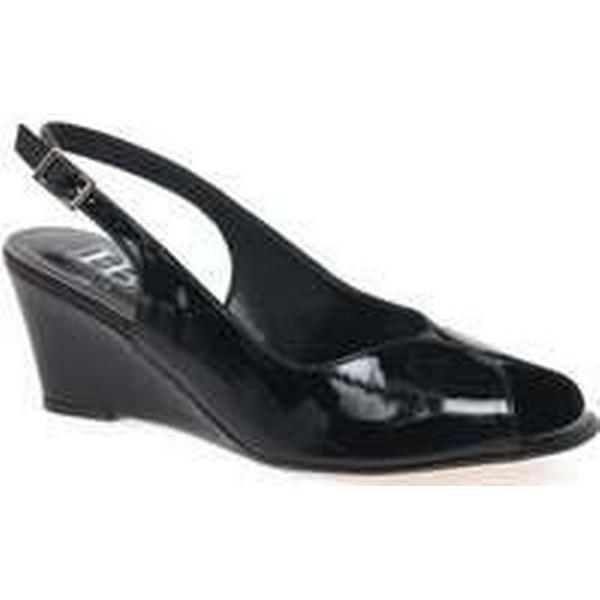 Spartoo.co.uk Hb Hb Spartoo.co.uk Shine III Womens Slingback Sandals women's Sandals in Black fed111
