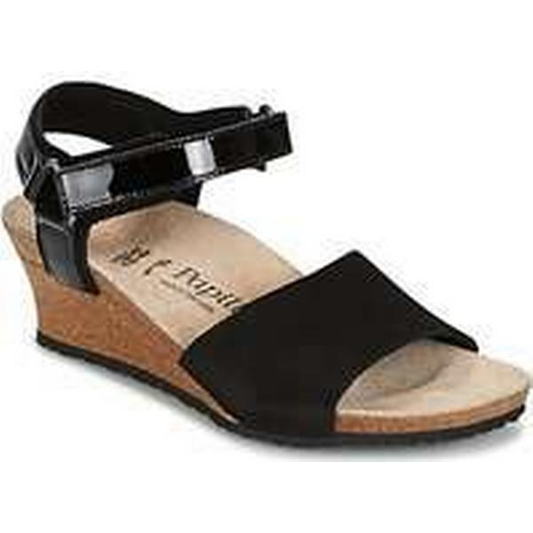 Spartoo.co.uk Black Papillio EVE women's Sandals in Black Spartoo.co.uk 48ea9f