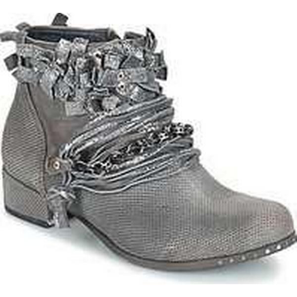 Spartoo.co.uk Mimmu STROP STROP Mimmu women's Mid Boots in Grey 25b6f7