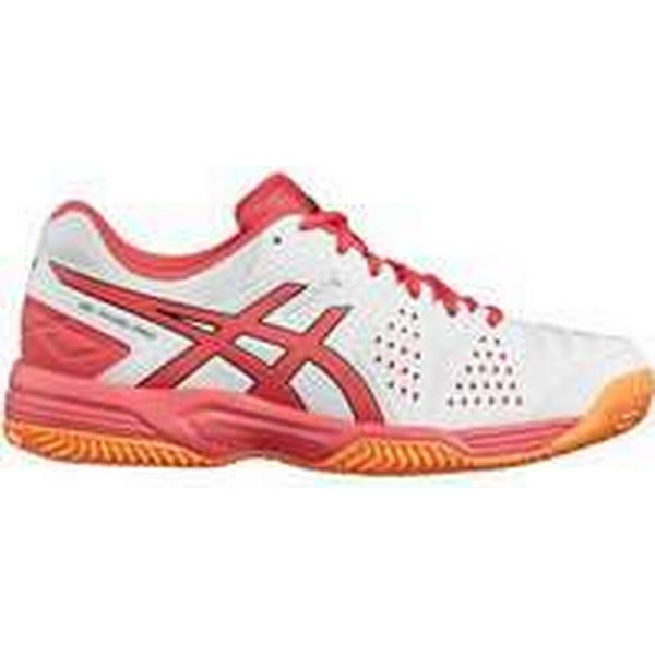 Spartoo.co.uk Asics Shoes GEL PADEL PRO 3 SG women's Shoes Asics (Trainers) in White 8c7abb
