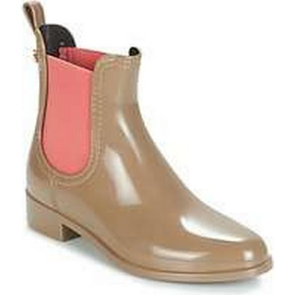 Spartoo.co.uk Lemon Jelly PISA women's Mid Mid women's Boots in Beige 9c9b9e