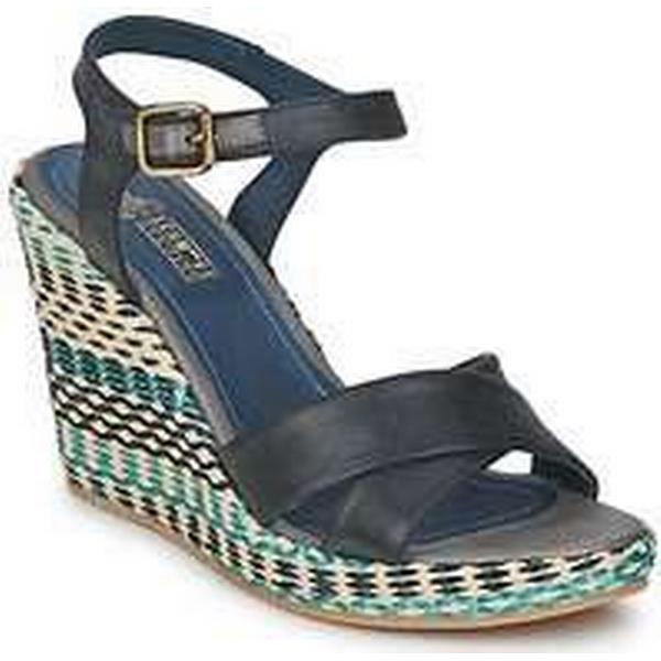 Spartoo.co.uk Schmoove PALMA PALMA Schmoove SANDAL women's Sandals in Black cfb8d3