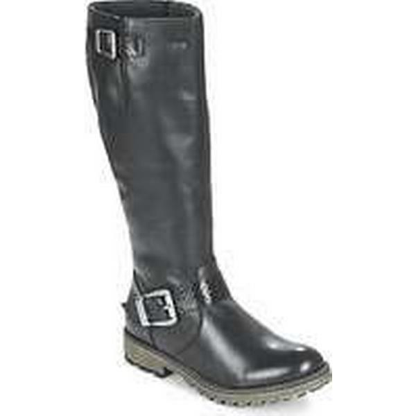 Spartoo.co.uk Rieker Rieker Spartoo.co.uk DAGDA women's High Boots in Black 87146f
