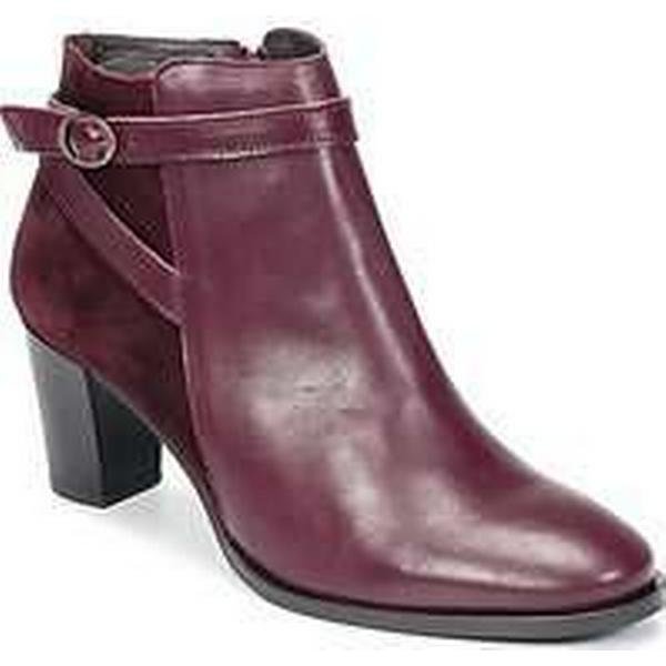 Spartoo.co.uk Betty London HIDAYA women's Low Ankle Boots in in Boots Red 82ce77