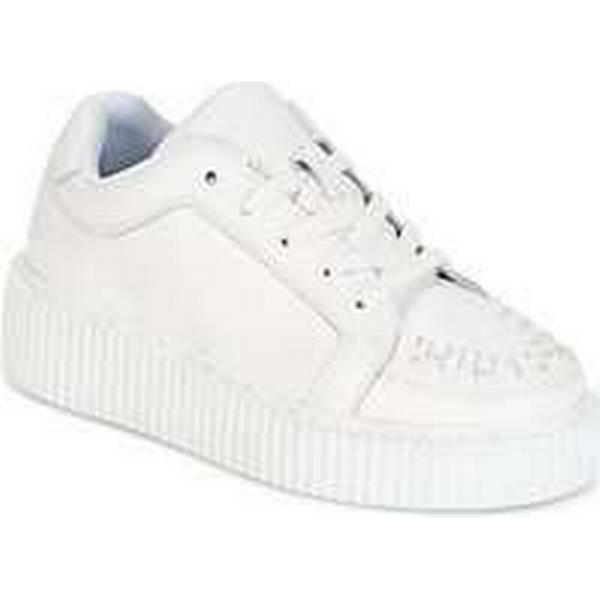 Spartoo.co.uk TUK CASBAH CASBAH TUK CREEPER men's Shoes (Trainers) in White 3e2680