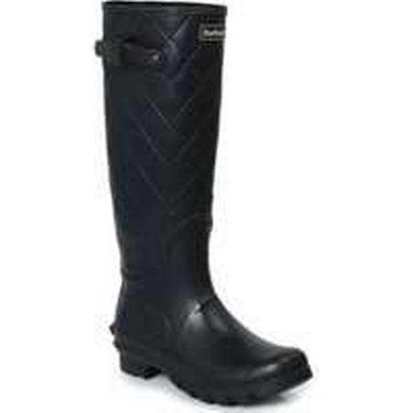 Spartoo.co.uk Barbour Setter Black Womens Wellington Boots women's Wellington Boots Boots Wellington in Black 8432cb