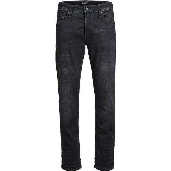 Jack & Jones Mike Dash GE 784 Comfort Fit Jeans - Black/Black Denim
