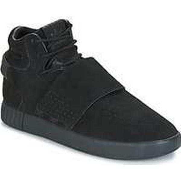 Spartoo.co.uk adidas TUBULAR INVADER STR men's Shoes (High-top Trainers) Trainers) (High-top in Black bf0c55
