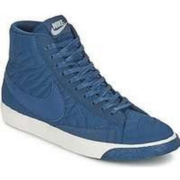 detailed look 68a76 47c1e Nike Blazer Damen Schwarz Lack Spartoo.co.uk Nike BLAZER MID PREMIUM  PREMIUM MID SE W women s Shoes ...