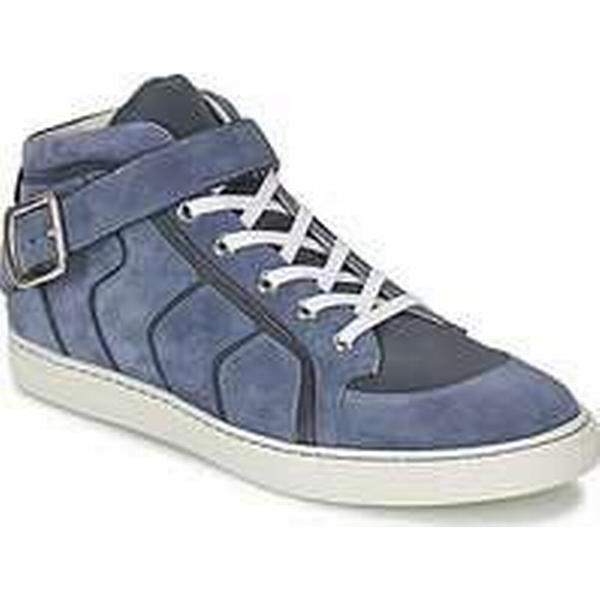 Spartoo.co.uk Vivienne Westwood HIGH TRAINER men's Shoes Shoes men's (High-top Trainers) in Blue e80d85