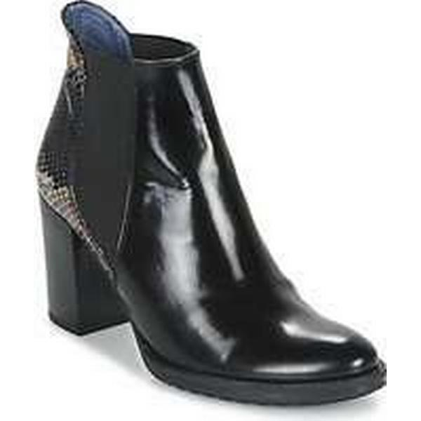 Spartoo.co.uk Spiral BAHAMAS-2.21 women's Low Ankle Boots Boots Ankle in Black 7a499b
