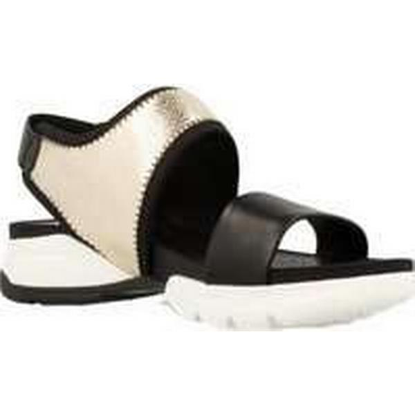 Spartoo.co.uk Geox D D Geox SANDAL SFINGE A women's Sandals in Black 2854a0