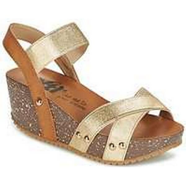 Spartoo.co.uk Gold Xti - women's Sandals in Gold Spartoo.co.uk ee9db2