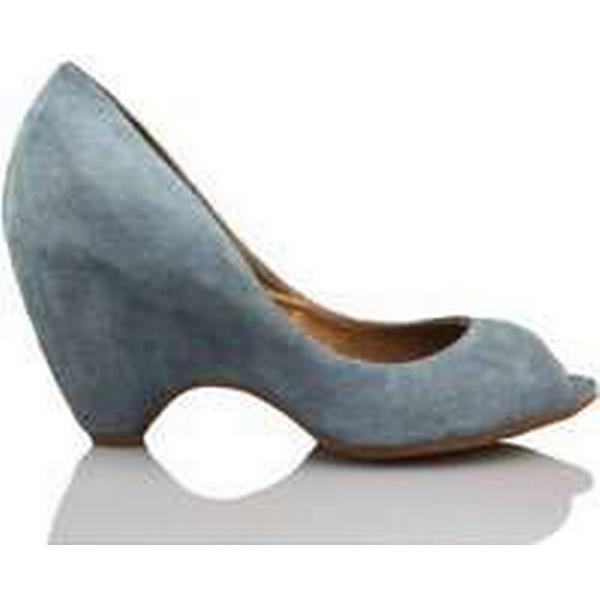 Spartoo.co.uk Vienty floral shoe room room shoe women's Court Shoes in Blue 99eb17