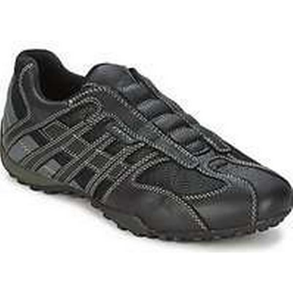 Spartoo.co.uk Geox Shoes SNAKE men's Shoes Geox (Trainers) in Black 09dc85