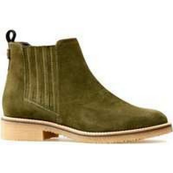 Spartoo.co.uk Low Van Dal Mineral - Moss Suede women's Low Spartoo.co.uk Ankle Boots in Green b3726e