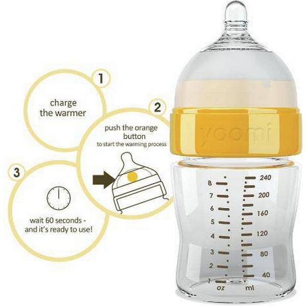 Yoomi Feeding System 8oz Bottle