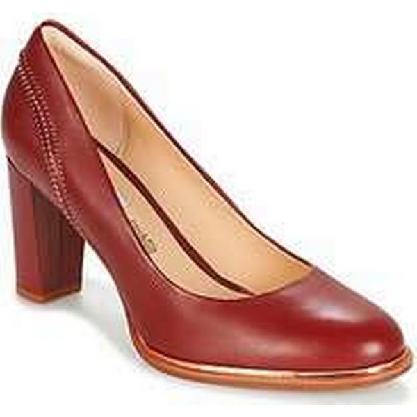 Spartoo.co.uk ELLIS Clarks ELLIS Spartoo.co.uk EDITH women's Court Shoes in Red 48408e