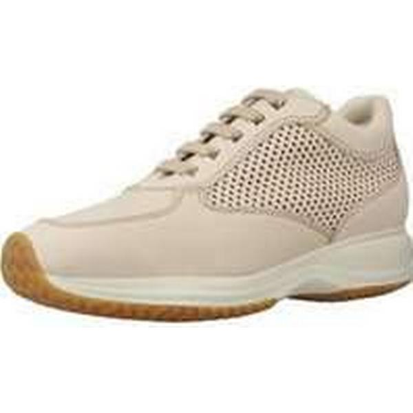 Spartoo.co.uk Spartoo.co.uk Spartoo.co.uk Geox D HAPPY women's Shoes (Trainers) in Beige bab3e0
