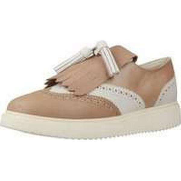 Spartoo.co.uk Geox D THYMAR women's Loafers Shoes / Casual Shoes Loafers in Brown 4f699f