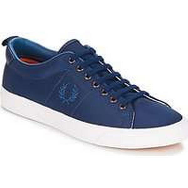 Spartoo.co.uk women's Fred Perry UNDERSPIN NYLON women's Spartoo.co.uk Shoes (Trainers) in Blue 54922f