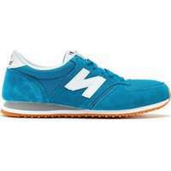 Spartoo.co.uk New Balance Teal 420 Classic Trainers in Teal Balance Blue U420 TWG men's Shoes (Trainers) in Blue 9c8500