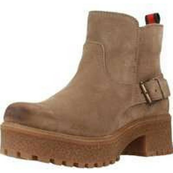 Spartoo.co.uk Low Oii! 5009O women's Low Spartoo.co.uk Ankle Boots in Beige 72cfae