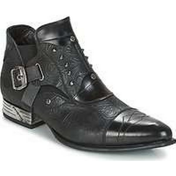 Spartoo.co.uk New Rock BRAVA in men's Mid Boots in BRAVA Black b4760e