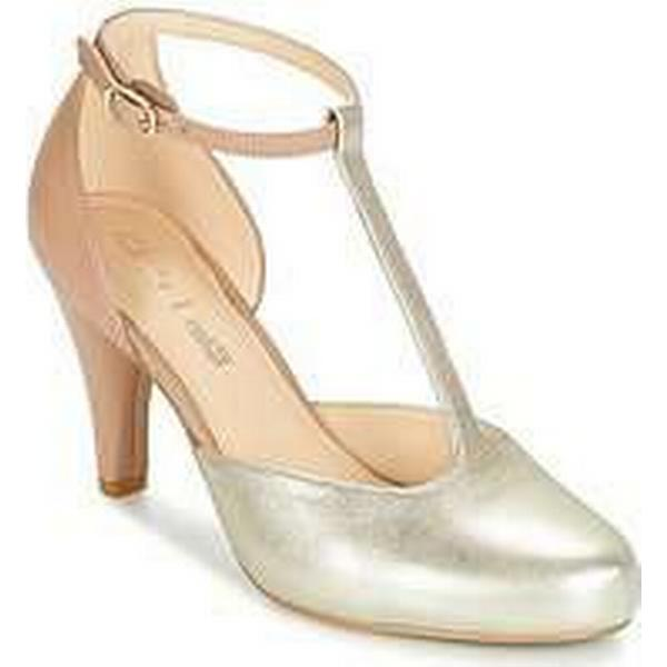 Spartoo.co.uk Court Clarks DALIA TULIP women's Court Spartoo.co.uk Shoes in Gold 9f6cb0