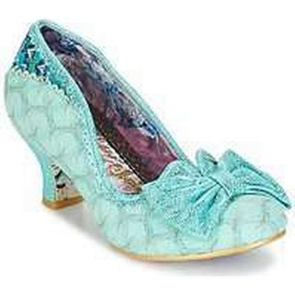 Spartoo.co.uk Irregular Choice ALWAYS SMILE Blue women's Court Shoes in Blue SMILE a9c34f