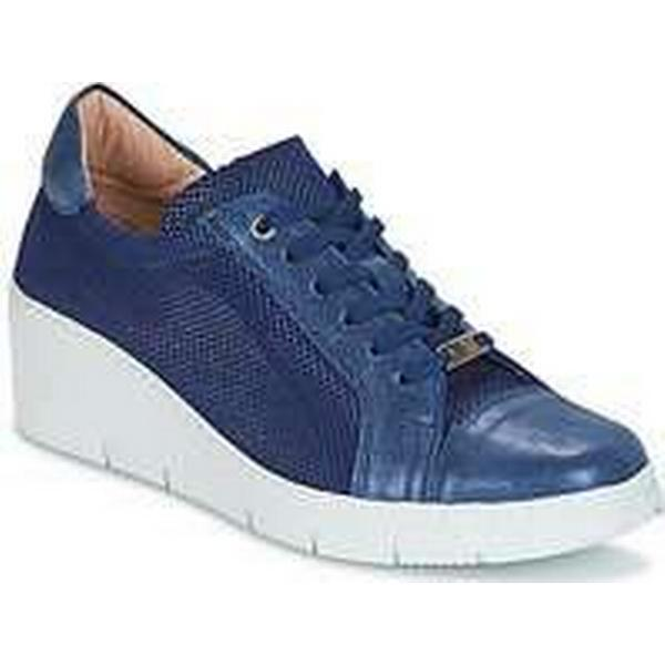 Spartoo.co.uk Shoes Hispanitas BORA BORA women's Shoes Spartoo.co.uk (Trainers) in Blue 1bb1a6