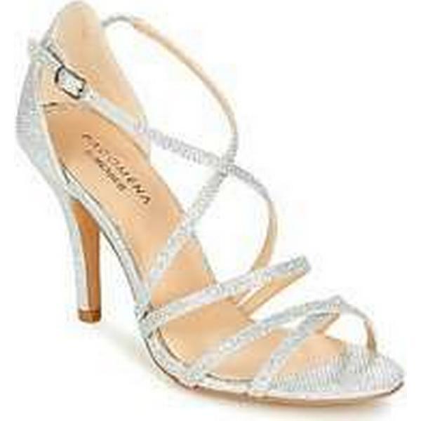 Spartoo.co.uk Menbur ASTRANTIA women's Sandals Silver in Silver Sandals 77360a