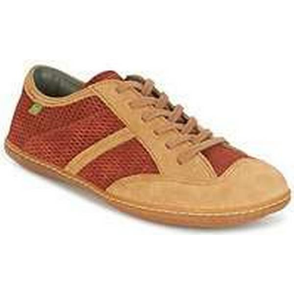 Spartoo.co.uk El Naturalista EL in VIAJERO women's Shoes (Trainers) in EL Brown 92122d