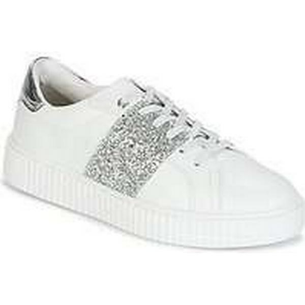 Spartoo.co.uk Marco Tozzi RAPER White women's Shoes (Trainers) in White RAPER 9c95de