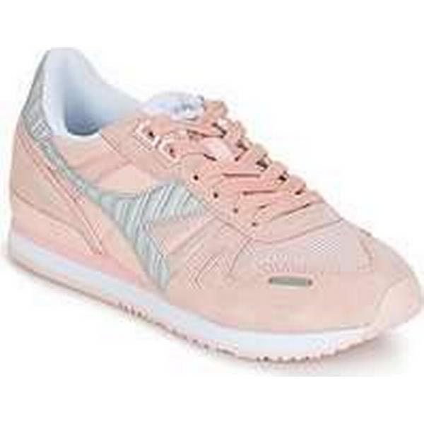Spartoo.co.uk Diadora TITAN (Trainers) II W women's Shoes (Trainers) TITAN in Pink c4a27b
