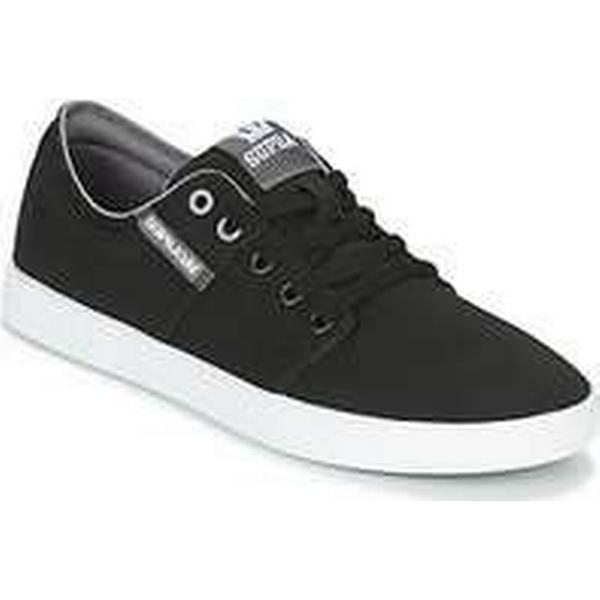 Spartoo.co.uk Shoes Supra STACKS II men's Shoes Spartoo.co.uk (Trainers) in Black 9da5fc