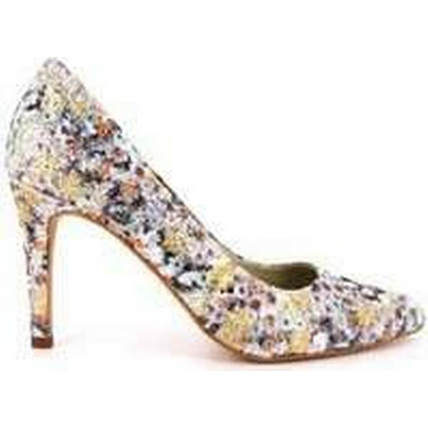 Spartoo.co.uk women's Loca Lova Stiletto black shimmer shoes INOUBLIABLE VETUSTA women's Spartoo.co.uk Court Shoes in Black 1e5c72