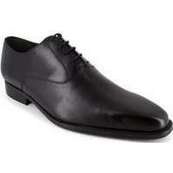 Spartoo.co.uk J.bradford Richelieu Black Leather JB-ESPIRIT men's in Smart / Formal Shoes in men's Black 4cb7df