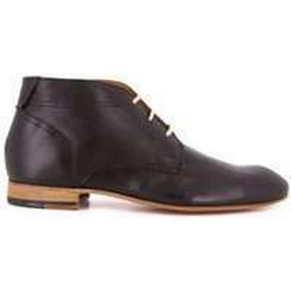 Spartoo.co.uk Peter Blade Low Boots Brown Leather in PARTOUCHE men's Mid Boots in Leather Brown f1ee49