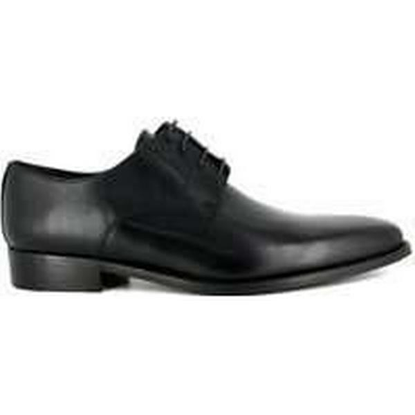 Spartoo.co.uk JB-ALOIS J.bradford Derby Black Leather JB-ALOIS Spartoo.co.uk men's Casual Shoes in Black b7da25