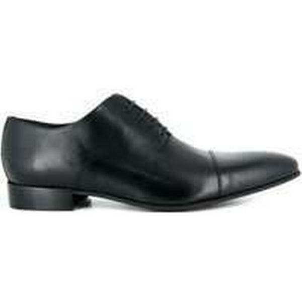 Spartoo.co.uk J.bradford Man Black Leather Shoes / Richelieu JB-AUSTIN men's Smart / Shoes Formal Shoes in Black df1505