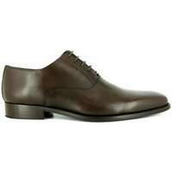 Spartoo.co.uk J.bradford Man Brown Leather Shoes Richelieu JB-AUBERT Shoes men's Smart / Formal Shoes JB-AUBERT in Brown 667f24